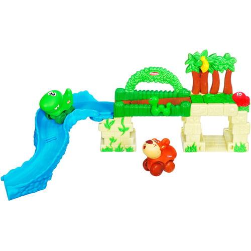 Playskool Wheel Pals Jungle Play Set