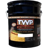 TWP 1530 Natural Low Voc Preservative Stain 5gal