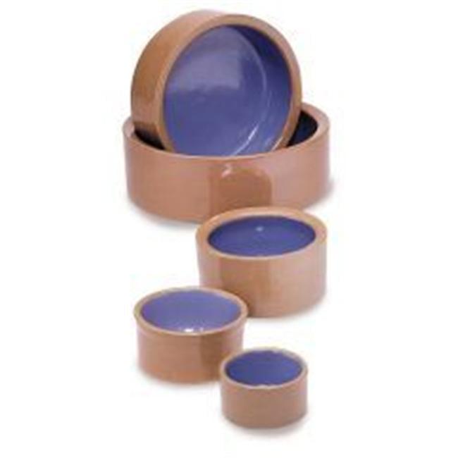 Ethical Stoneware Dish Stoneware Dog Dish 4 Inch - 6114