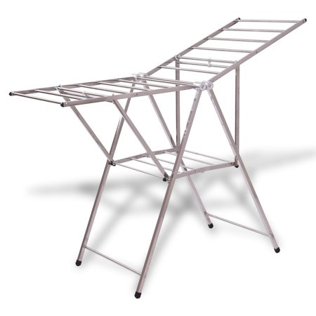 58 Folding Clothes Drying Rack Walmartcom