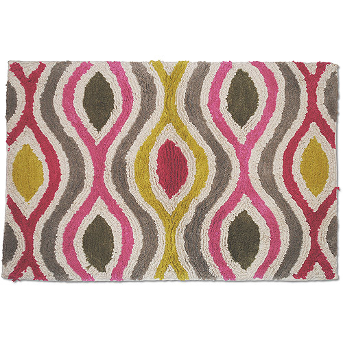 Waverly Optic Delight Collection Tufted Rug