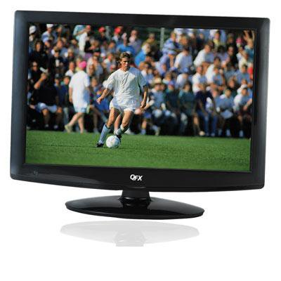 Ntsc Projection Tv - QUANTUM FX TV-LED1911 18.5 in. LED TV with ATSC-NTSC Tuner