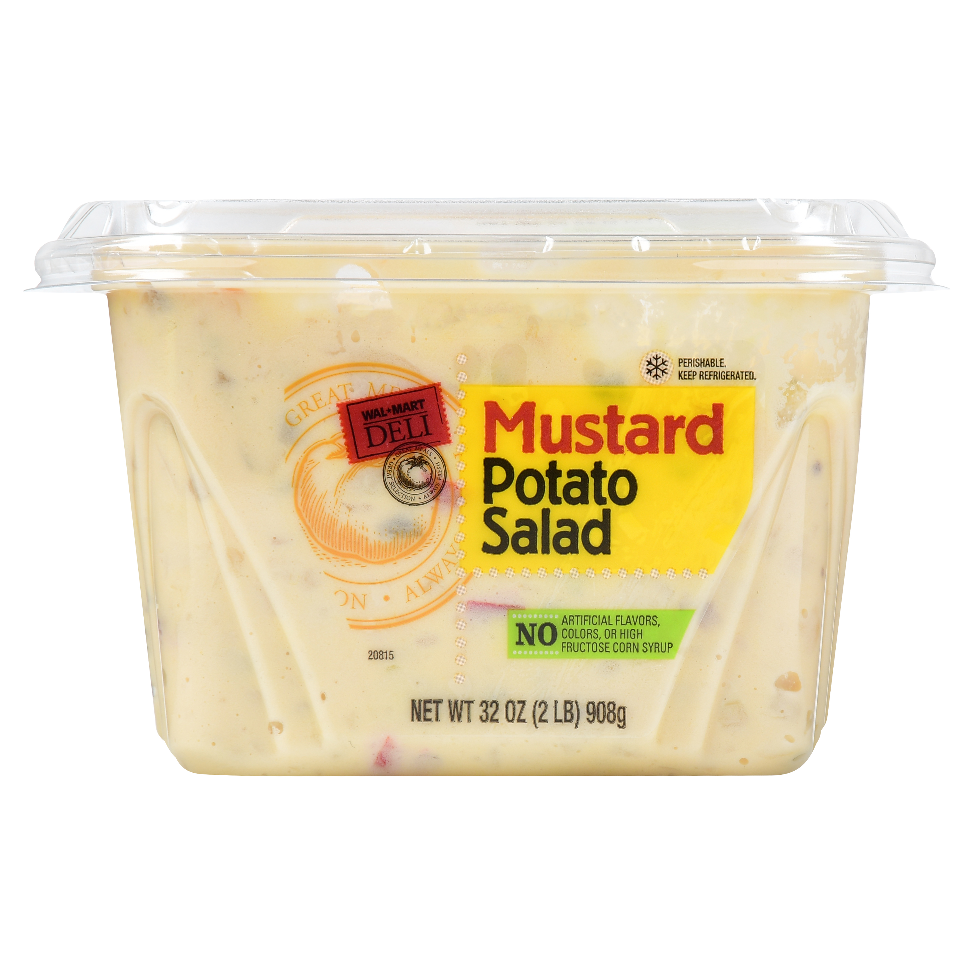 Mustard Potato Salad, 2 lbs.