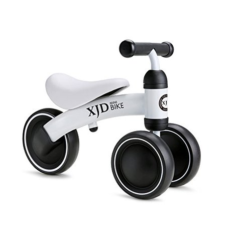 XJD Mini Trike Mini Bike For Toddlers, Kids Learn To Walk For 1-3 Years Old Kids No- Pedal 3 wheels Mini Balance Bike
