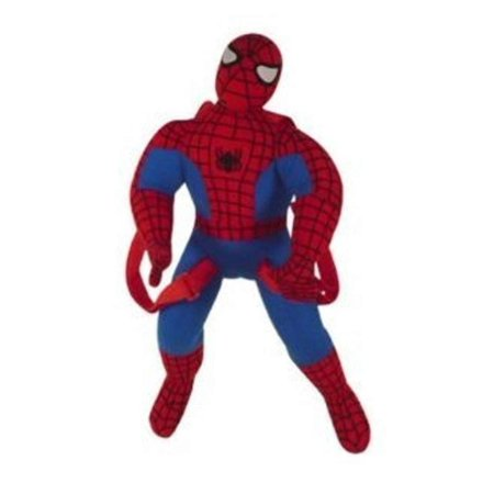 Plush Backpack - - Spiderman Ver.2 New Soft Doll Toys (Spiderman Plush Doll)