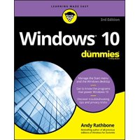 Windows 10 for Dummies (Paperback)