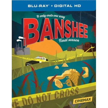 Banshee: The Complete Fourth Season (Blu-ray + Digital HD With UltraViolet)