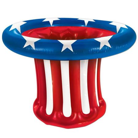 Inflatable Halloween Cooler (Inflatable Patriotic Hat)