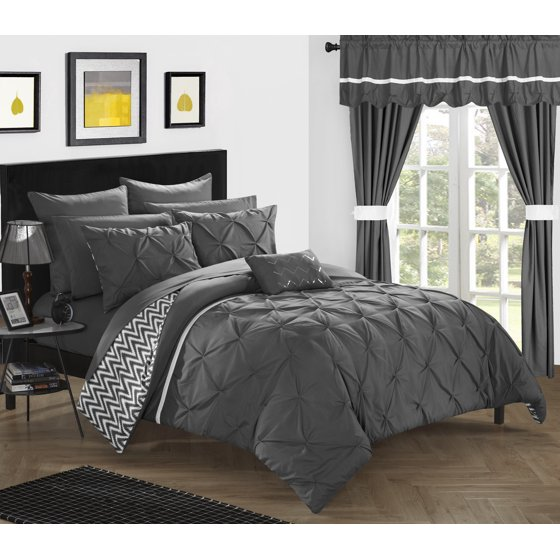 Chic Home 20 Piece Potterville Complete Bed Room In A Bag