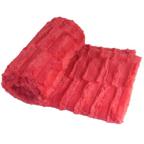 BOON Throw & Blanket Saga Double Sided Faux Fur Throw Blanket