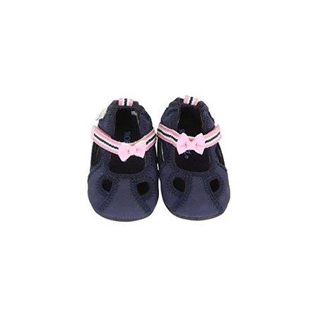 c8414bf4d0f12 Robeez - Robeez Girls  Sandal - Mini Shoez - Walmart.com