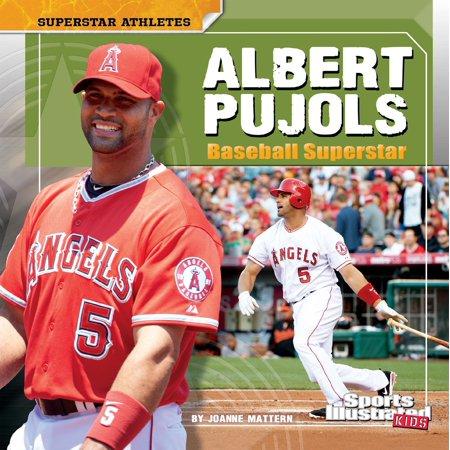 Albert Pujols - eBook Albert Pujols Autographed Baseball