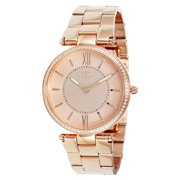Oniss Women's Stuppendo Collection Rosetone Watch