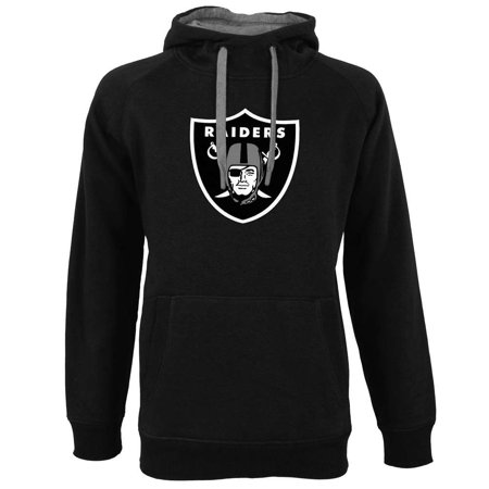 - Oakland Raiders Antigua Victory Pullover Hoodie