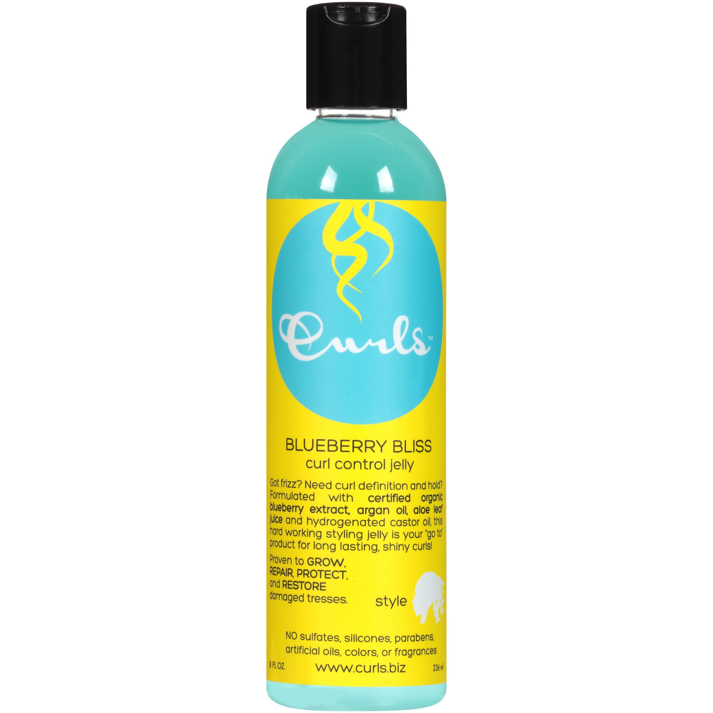 Curls Blueberry Bliss Curl Control Jelly, 12 fl oz bottle   Walmart.com