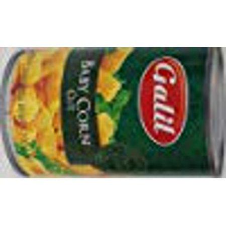 Galil Baby Corn Cut Non GMO Kosher For Passover 14 Oz. Pack Of (Non Gmo Corn)