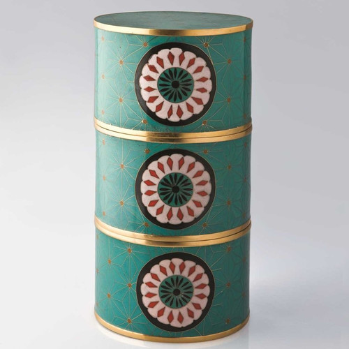 Piling Palang Daisies Kitchen Canister