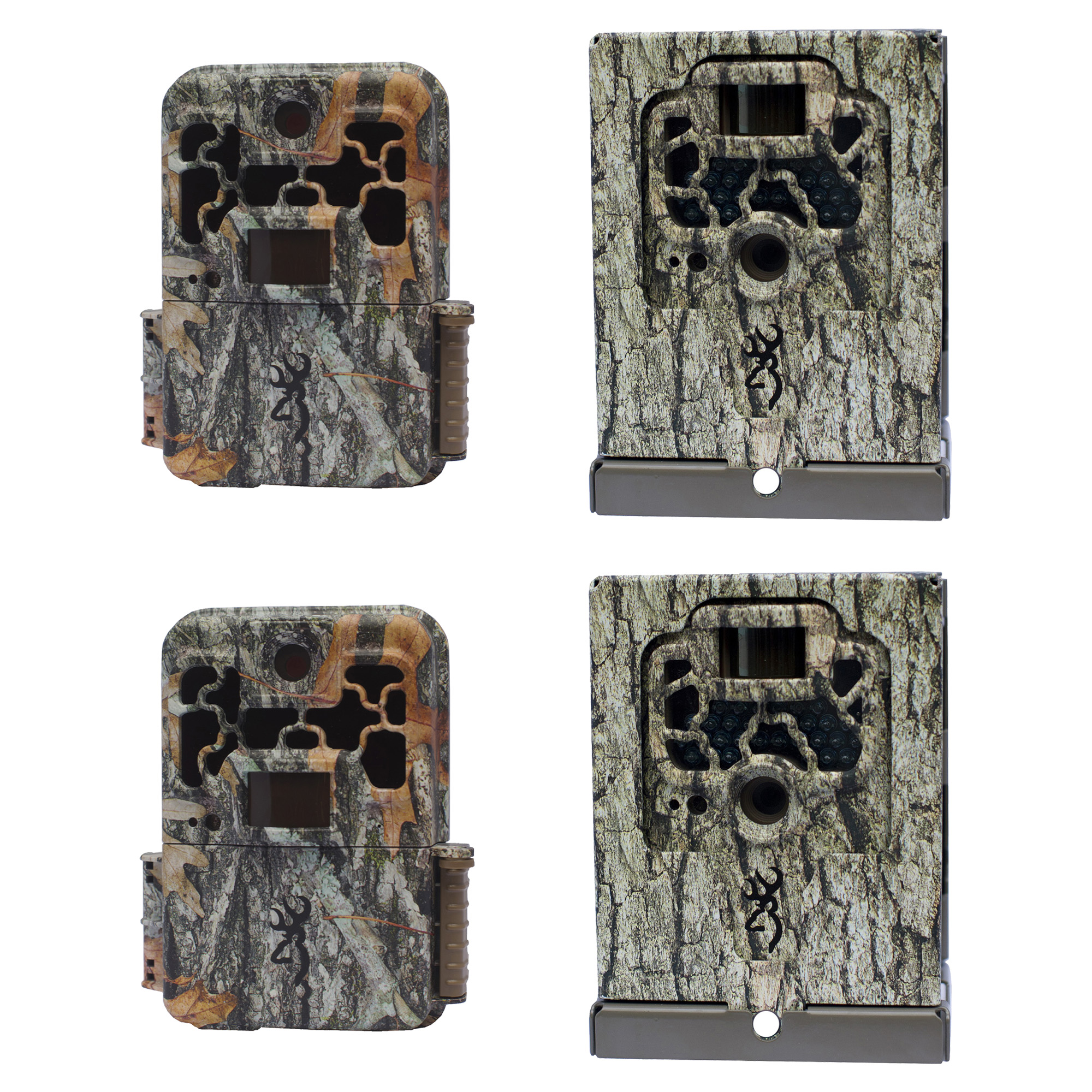 Click here to buy Browning Trail Cameras SpecOps FHD Platinum Game Camera, 2 Pack + Security Cases by Browning Trail Cameras.