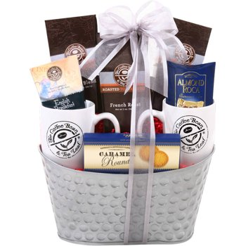 Coffee Bean and Tea Leaf Signature Gift Basket