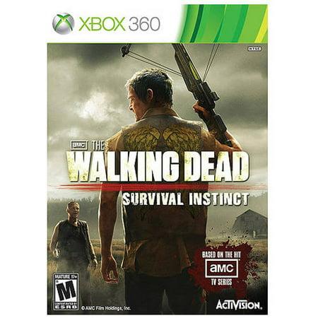 The Walking Dead: Survival Instinct (Xbox 360) -