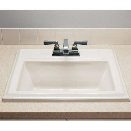 American Standard Town Square 0700004 Countertop Sink - White