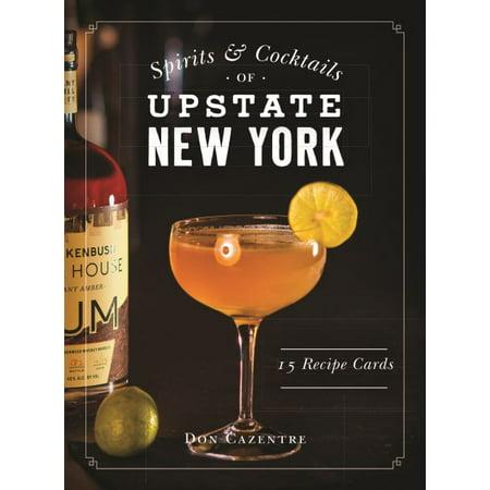 Spirits and Cocktails of Upstate New York : 15 Historic Postcards - Spirit Halloween New York
