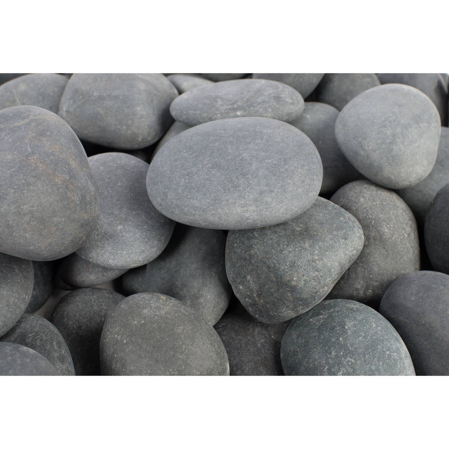 Margo 30 lb Mexican Beach Pebble, ... - Pavers, Rocks & Stepping Stones - Walmart.com