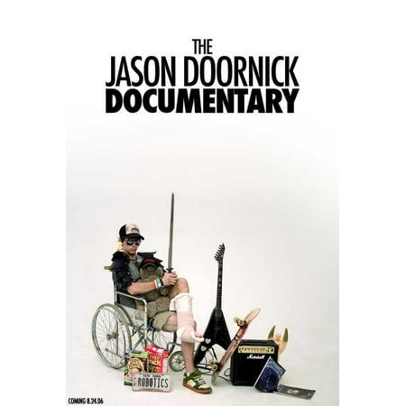 The Jason Doornick Documentary POSTER Movie - Halloween Documentary