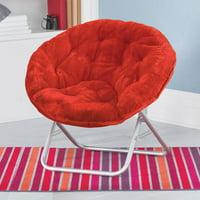 Mainstays Faux-Fur Kids Chair