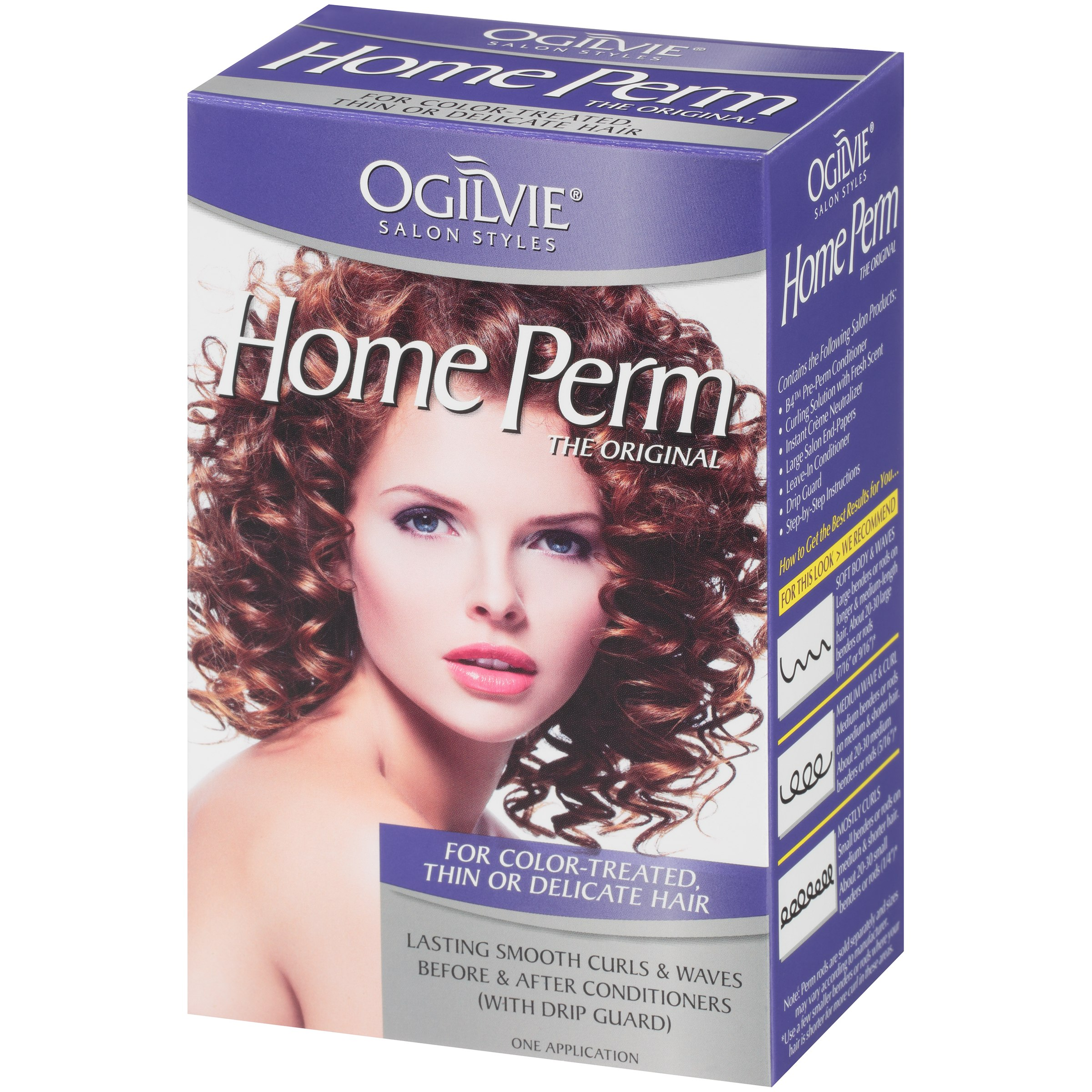 Ogilvie Salon Styles The Original For Color Treated Thin Or Delicate