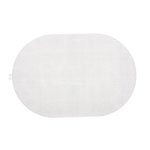 6-Pack Darice Plastic Canvas Shape Circle 4-1//4 inches 8 Pieces 337815