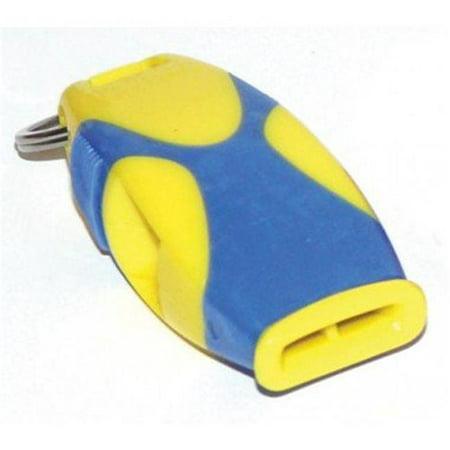Fox 40 Sharx Whistle - Yellow & Blue - image 1 of 1