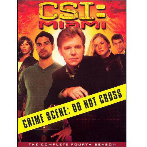 CSI: Miami - The Complete Fourth Season (Widescreen)