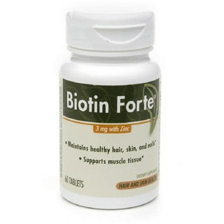 PhytoPharmica Forte Biotine, 3mg