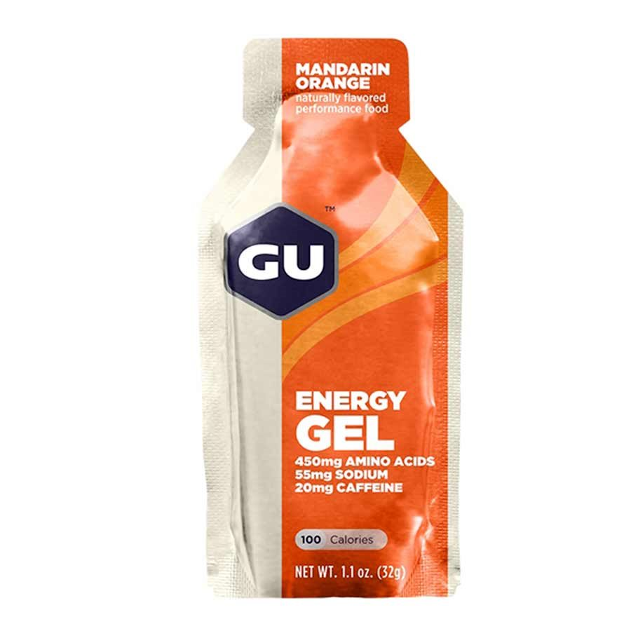 GU Energy Gel: Mandarin Orange, Box of 24