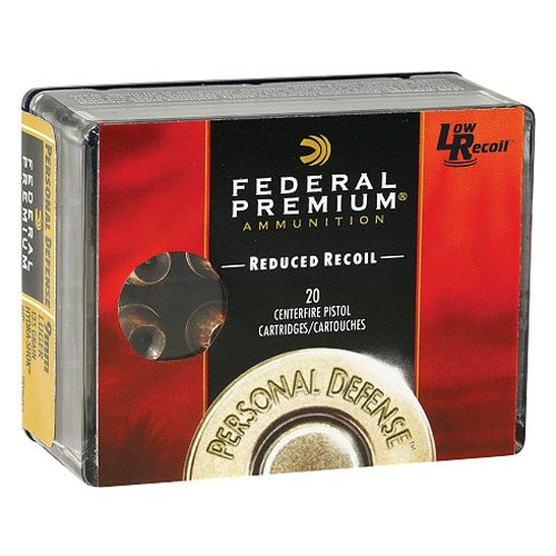 Federal Hydra-Shok Premium .40S&W, 135GR, 20-Count