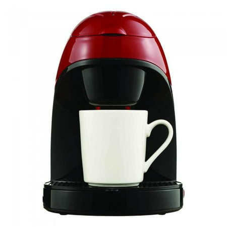 Single Cup Coffee Maker - Red -