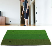 Peahefy 3 In 1 Hitting Mat Artificial Turf Grass Hitting Mat For Indoor And Outdoor Practice,Artificial Turf Mat, Artificial Grass Mat