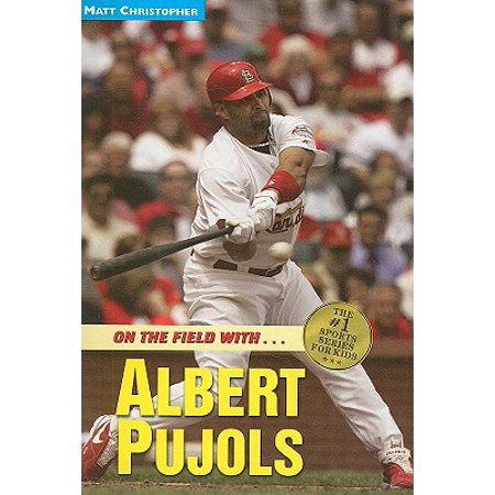 Albert Pujols Autographs (Albert Pujols : On the Field with... )