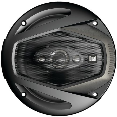 DUAL DLS524 5.25 4-Way 120 Watts Speakers (Pair of Speakers)