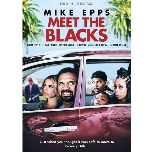 Meet The Blacks (DVD + Digital Copy) (With INSTAWATCH)