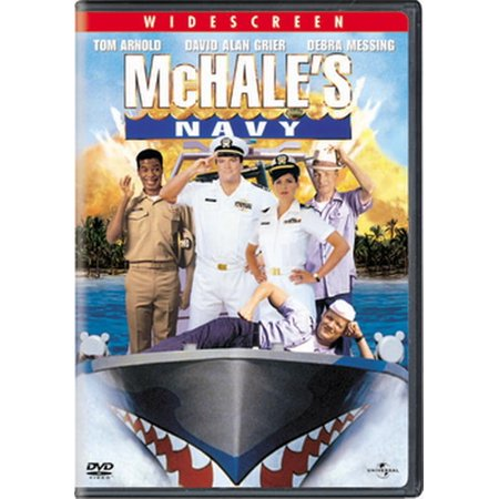 McHale's Navy (DVD) (Life In The Navy For A Woman)