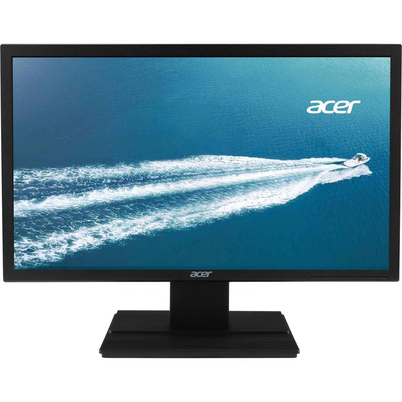 """Acer 24"""" Widescreen LCD Monitor Display Full HD 1920 X 1080 5 ms TN Film