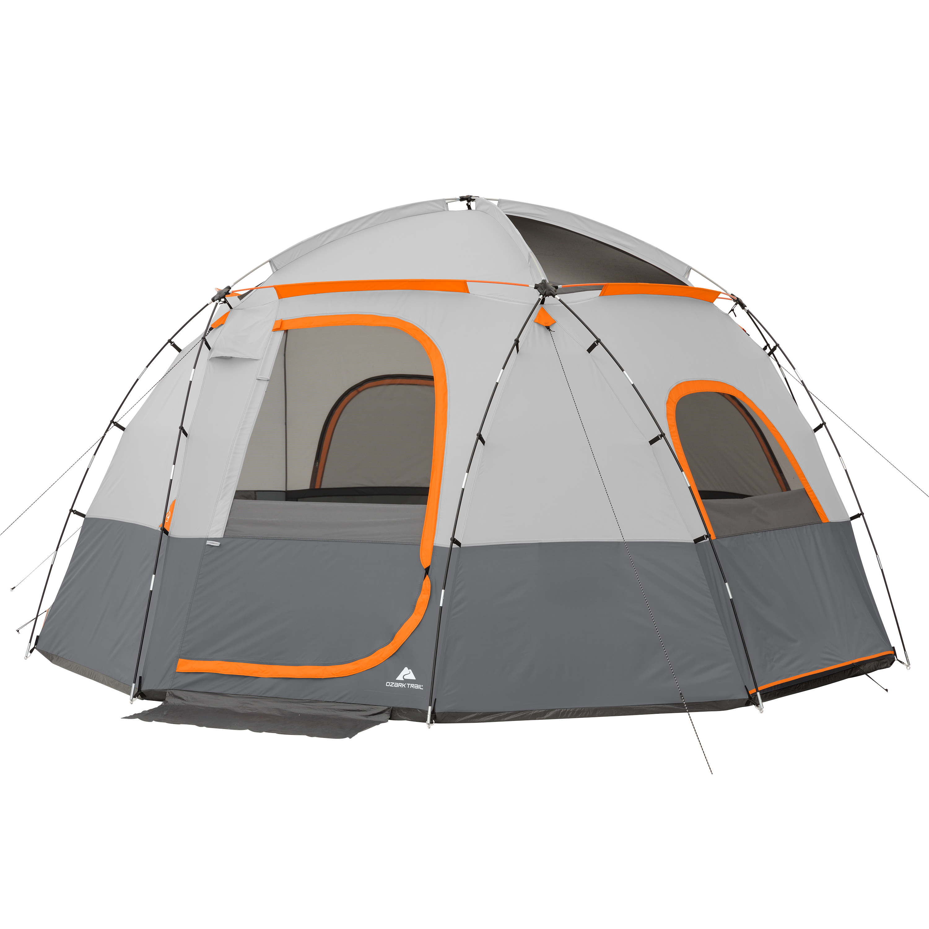 Ozark Trail 6-Person Sphere Tent with Rope Light by Ozark Trail