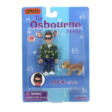 Osbournes Smiti Figures - Jack