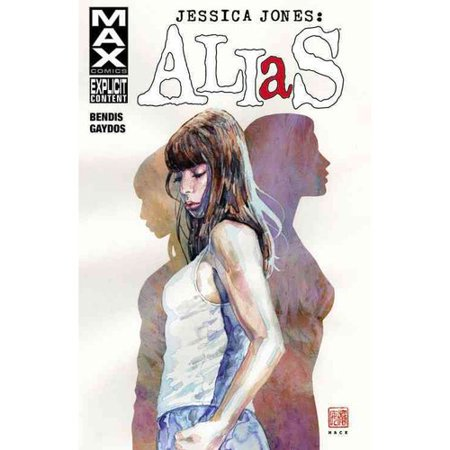 Jessica Jones 1  Alias