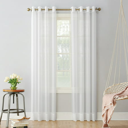 No. 918 Emily Sheer Voile Grommet Curtain (428 Sheer)
