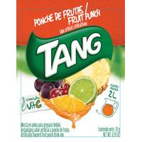 Tang Sobres Fruit Punch