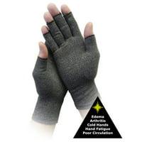 Medium Mens & Womens Arthritis / Edema Compression Gloves