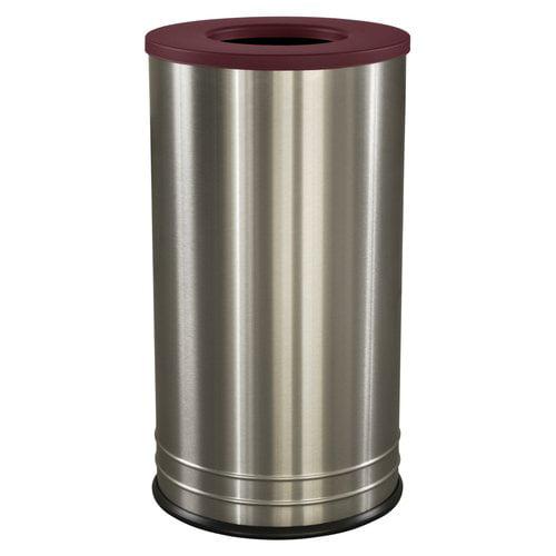 Ex-Cell International 18-Gal Indoor Industrial Trash Bin